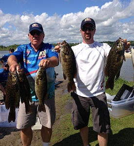 Lake Dalrymple Joint Tournament With HawgTown Bassmasters